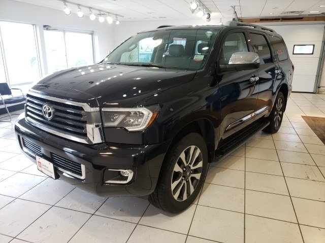 Certified Pre-Owned 2019 Toyota Sequoia Limited