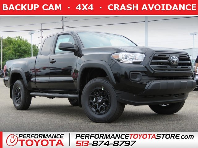 New 2019 Toyota Tacoma SR Access Cab 6' Bed V6 AT (Natl)