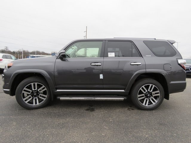 New 2020 Toyota 4Runner Limited